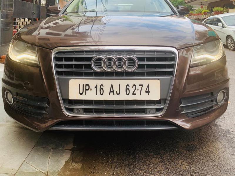 Used 2012 Audi A4 Car In Noida