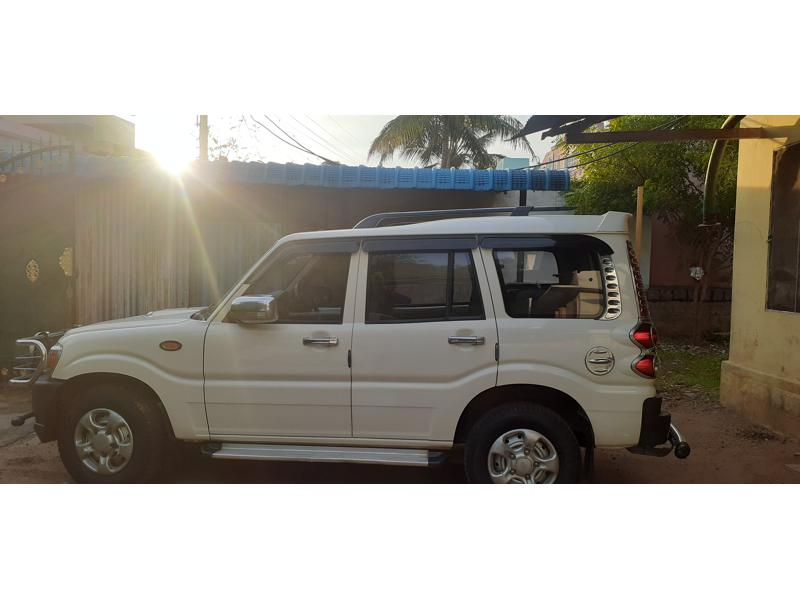 Used 2014 Mahindra Scorpio Car In Madurai