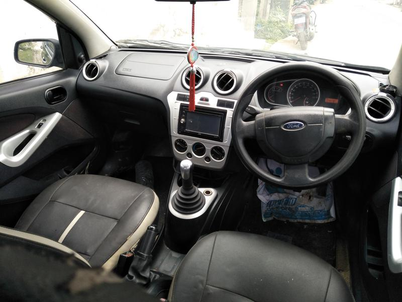 Used 2011 Ford Figo Car In Ongole