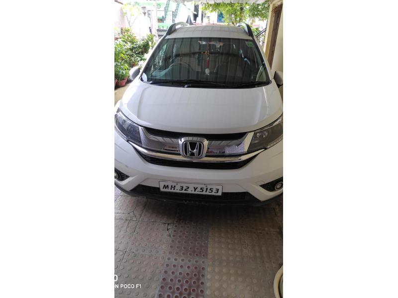 Used 2017 Honda BR-V Car In Wardha