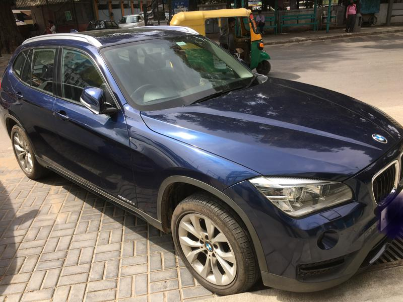 Used 2015 BMW X1 Car In Bangalore