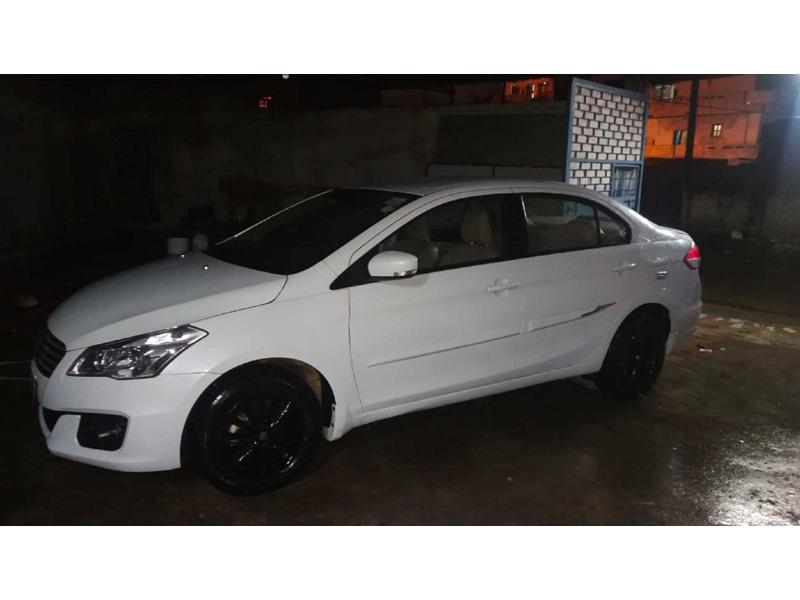 Used 2016 Maruti Suzuki Ciaz Car In Jabalpur