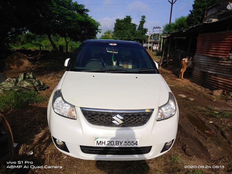 Used 2011 Maruti Suzuki SX4 Car In Buldhana