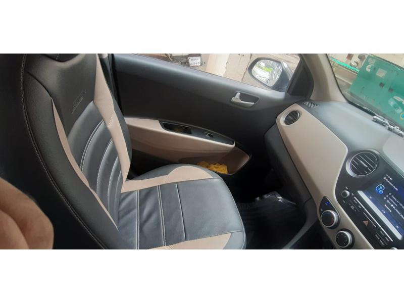 Used 2017 Hyundai Grand i10 Car In Daman