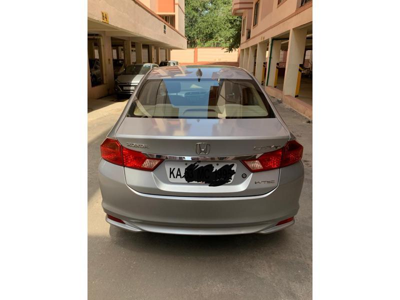Used 2015 Honda City Car In Bangalore
