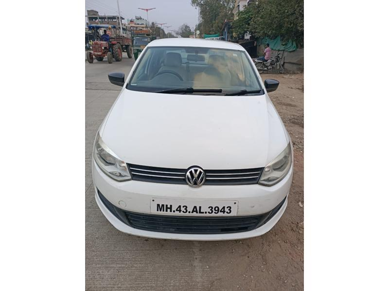 Used 2012 Volkswagen Vento Car In Parbhani