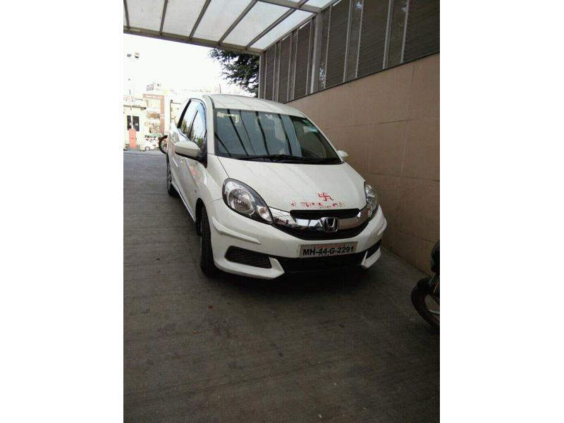Used 2015 Honda Mobilio Car In Beed