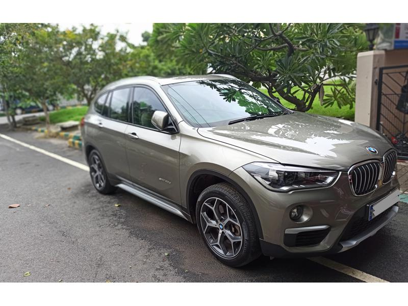 Used 2017 BMW X1 Car In Bangalore
