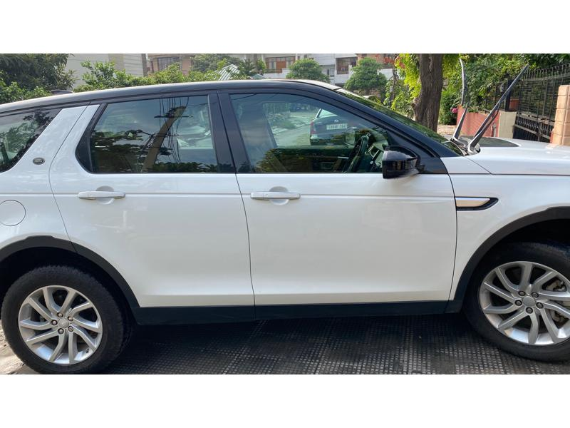 Used 2017 Land Rover Discovery Sport Car In Mohali