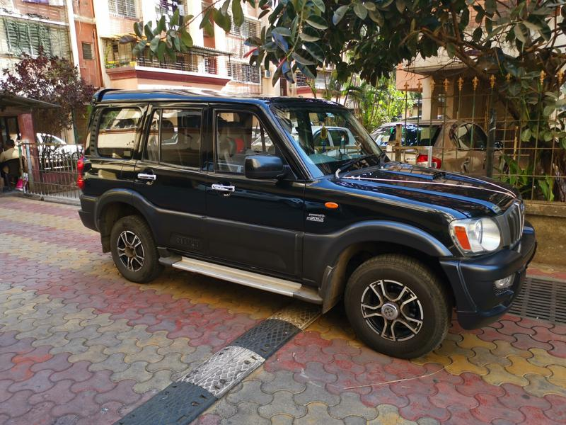 Used 2014 Mahindra Scorpio Car In Mumbai