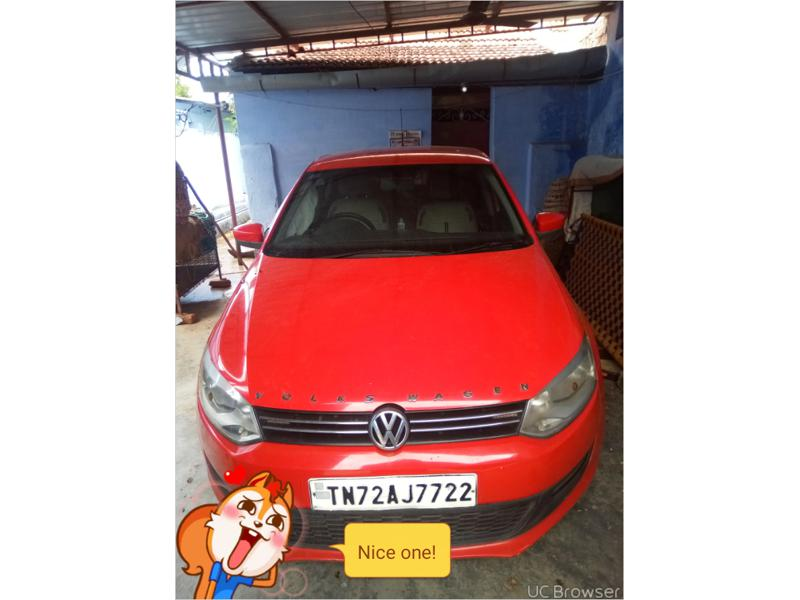 Used 2011 Volkswagen Polo Car In Tirunelveli