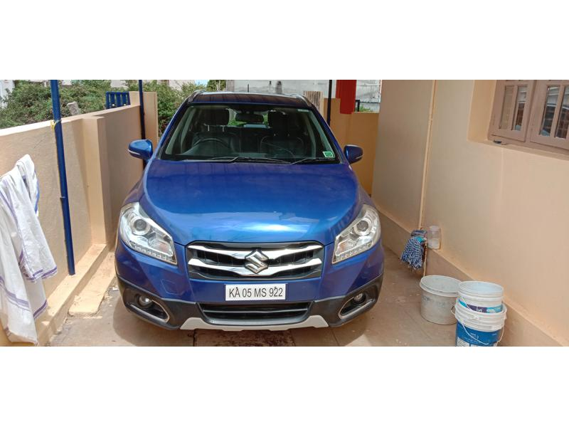 Used 2015 Maruti Suzuki S Cross Car In Hosur