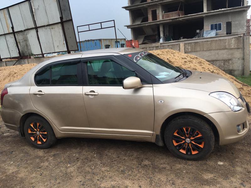 Used 2011 Maruti Suzuki Swift Dzire Car In Kharagpur