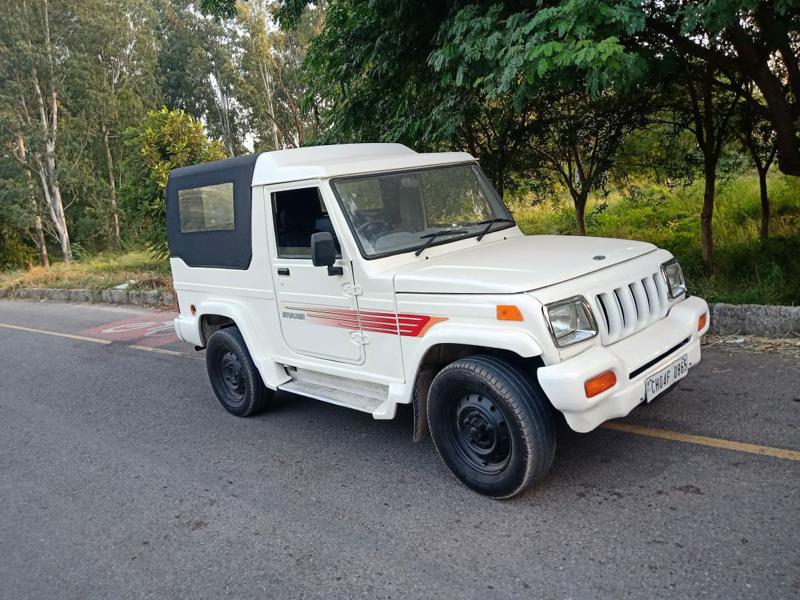 Used 2008 Mahindra Bolero Car In Panchkula