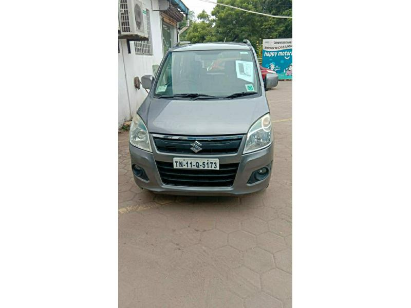 Used 2015 Maruti Suzuki Wagon R 1.0 Car In Chennai
