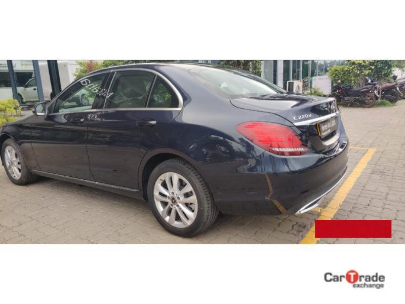 Used 2019 Mercedes Benz C Class Car In Hyderabad