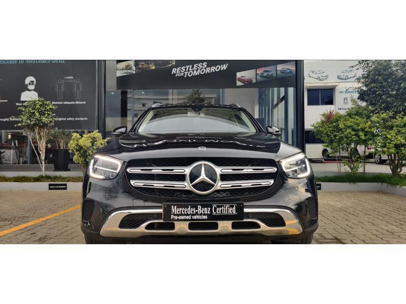 Used 2019 Mercedes Benz GLC Car In East Godavari