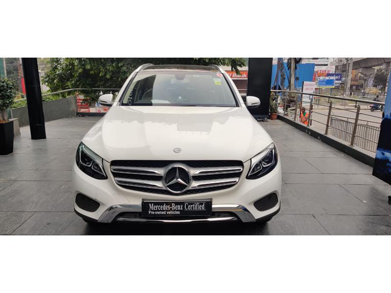 Used 2016 Mercedes Benz GLC Car In East Godavari