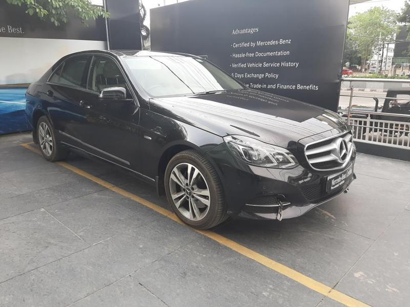 Used 2016 Mercedes Benz E Class Car In East Godavari