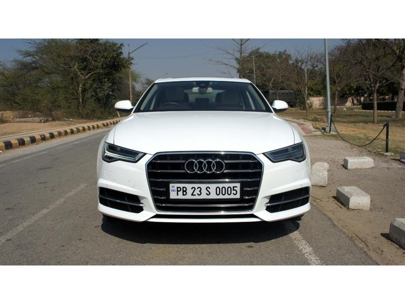 Used 2018 Audi A6 Car In Lucknow