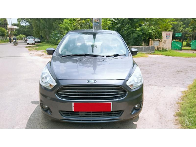 Used 2015 Ford Figo Aspire Car In Lucknow