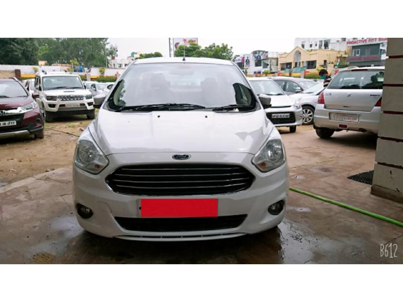 Used 2017 Ford Figo Aspire Car In Lucknow