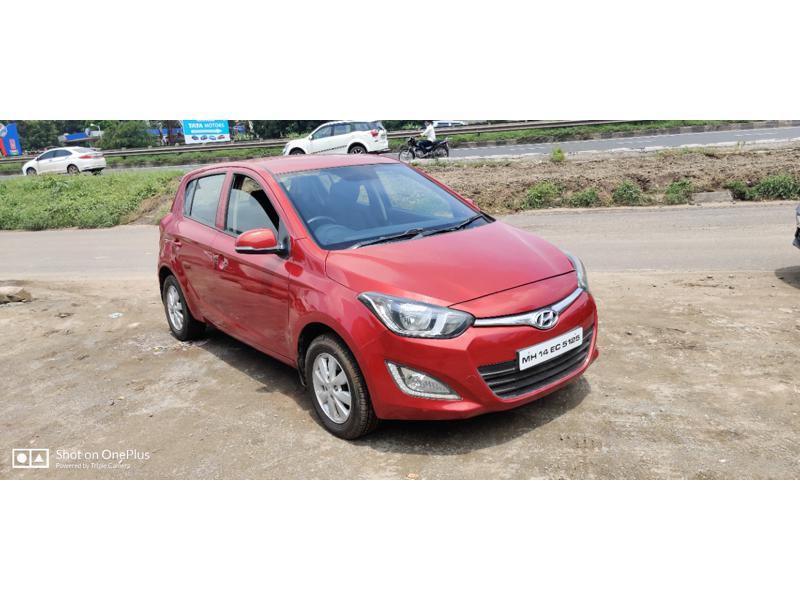 Used 2014 Hyundai i20 Car In Pune