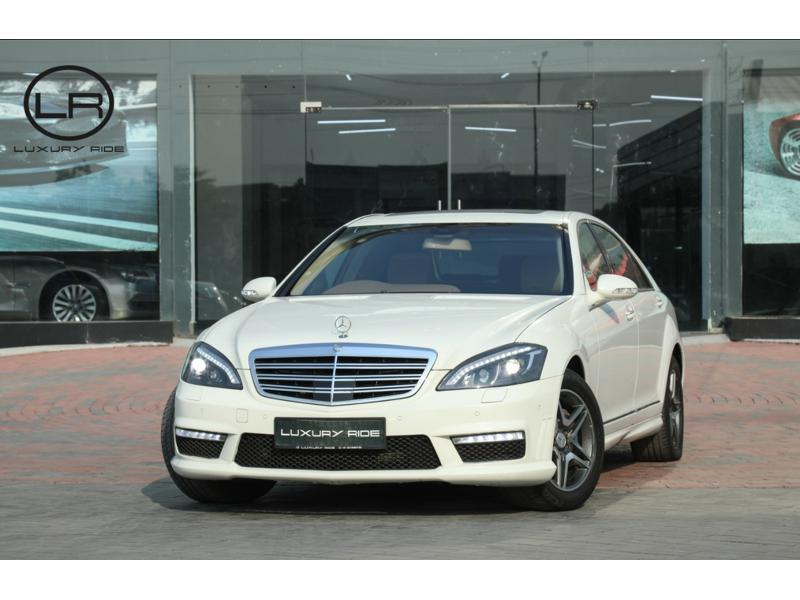 Used 2007 Mercedes Benz S Class Car In Karnal