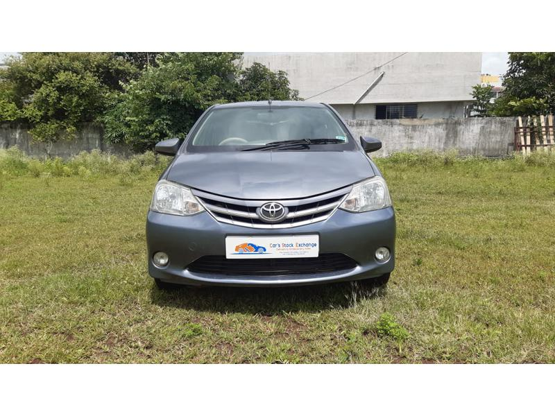 Used 2013 Toyota Etios Liva Car In Malegaon