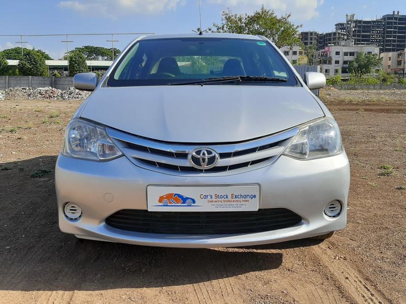 Used 2011 Toyota Etios Car In Malegaon