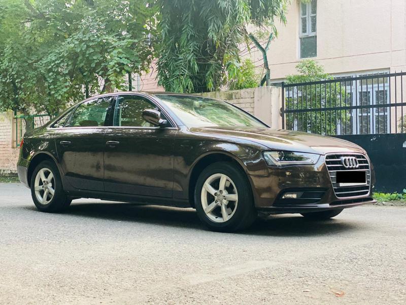 Used 2014 Audi A4 Car In Noida