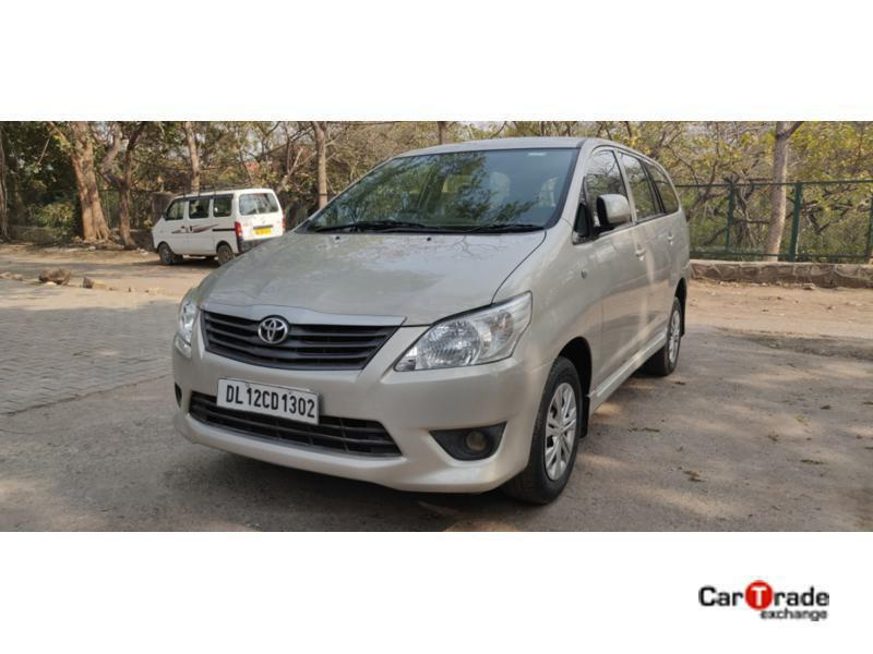 Used 2013 Toyota Innova Car In Noida