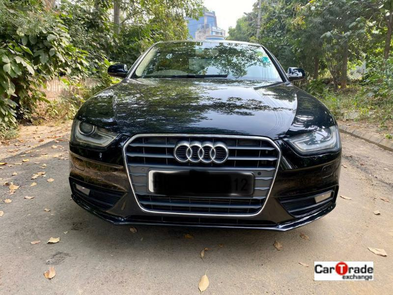 Used 2012 Audi A4 Car In Noida