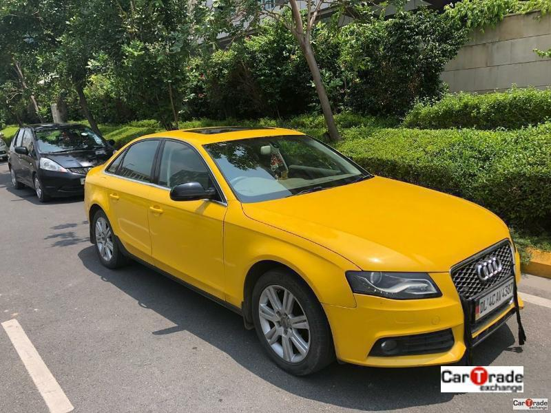 Used 2010 Audi A4 Car In Noida