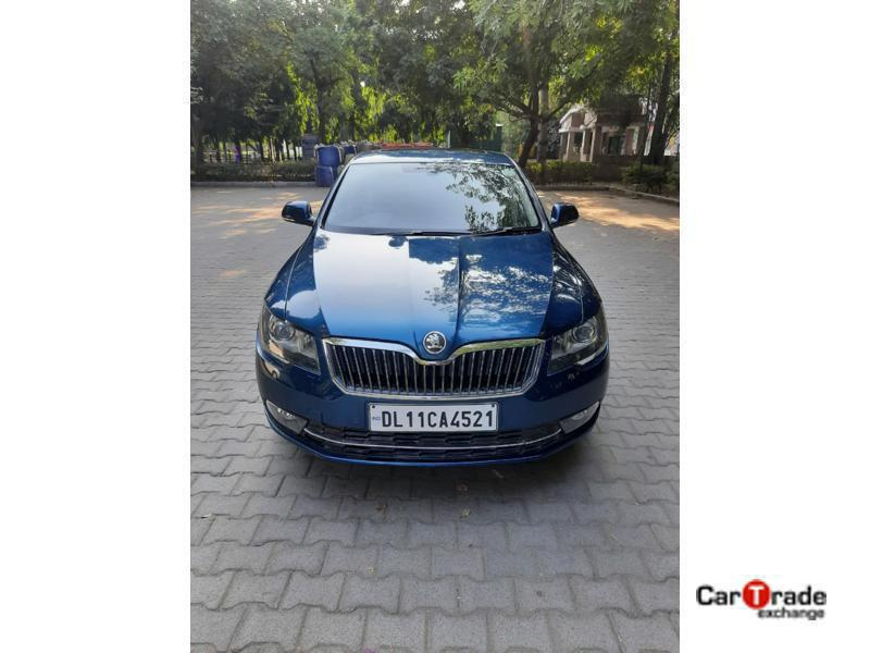 Used 2014 Skoda Superb Car In New Delhi