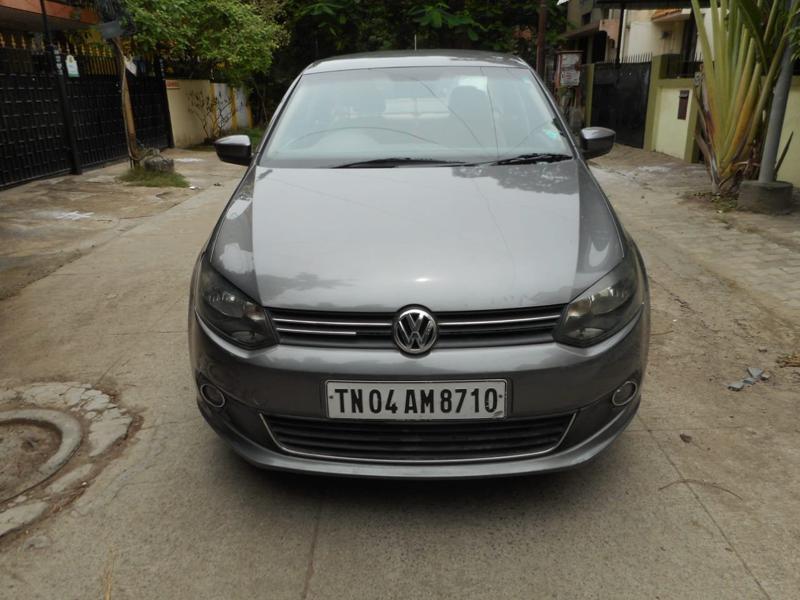Used 2014 Volkswagen Vento Car In Chennai