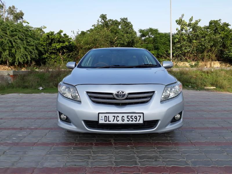 Used 2009 Toyota Corolla Altis Car In Faridabad
