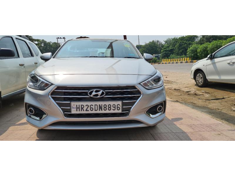 Used 2018 Hyundai Verna Car In Faridabad