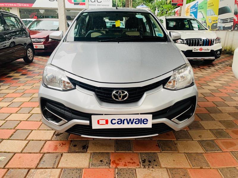 Used 2016 Toyota Etios Liva Car In Thiruvalla