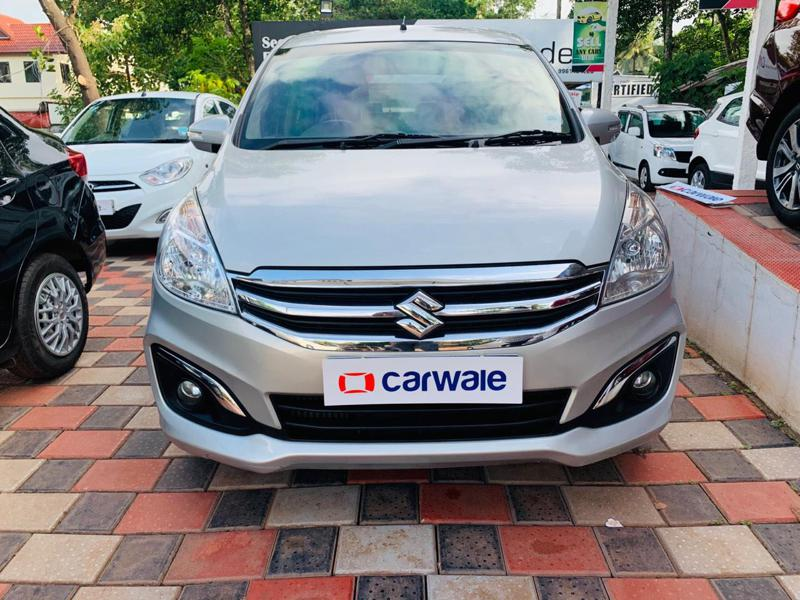 Used 2017 Maruti Suzuki Ertiga Car In Thiruvalla
