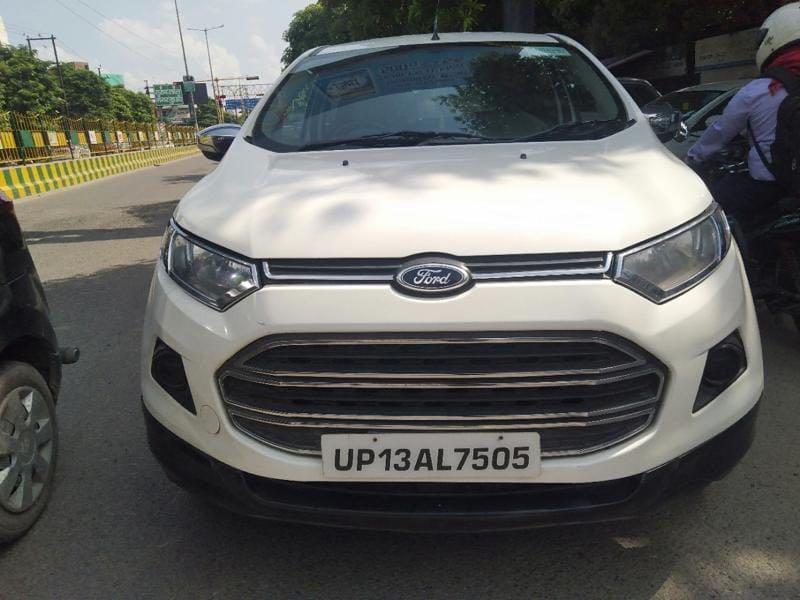 Used 2014 Ford EcoSport Car In Noida