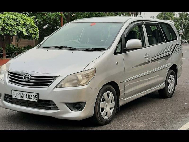 Used 2013 Toyota Innova Car In Noida