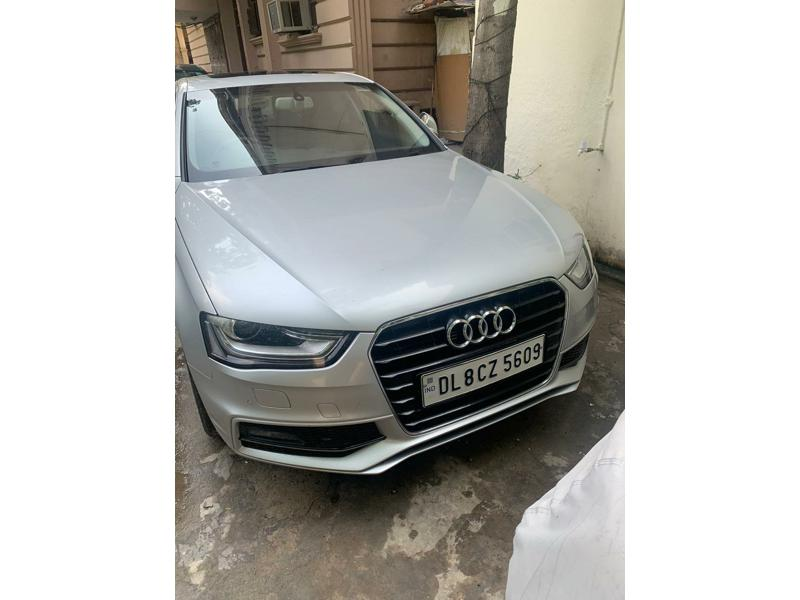 Used 2013 Audi A4 Car In Noida