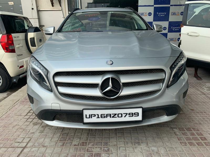 Used 2015 Mercedes Benz GLA Class Car In Faridabad