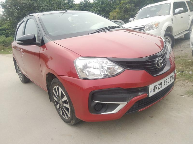 Used 2018 Toyota Etios Liva Car In Gurgaon