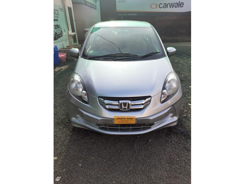 Used 2013 Honda Amaze Car In Itarsi