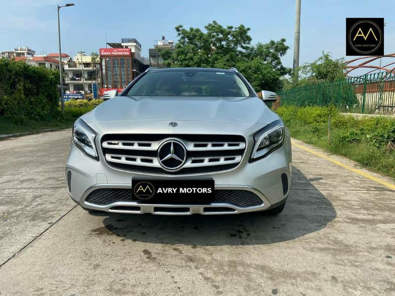 Used 2019 Mercedes Benz GLA Class Car In Faridabad