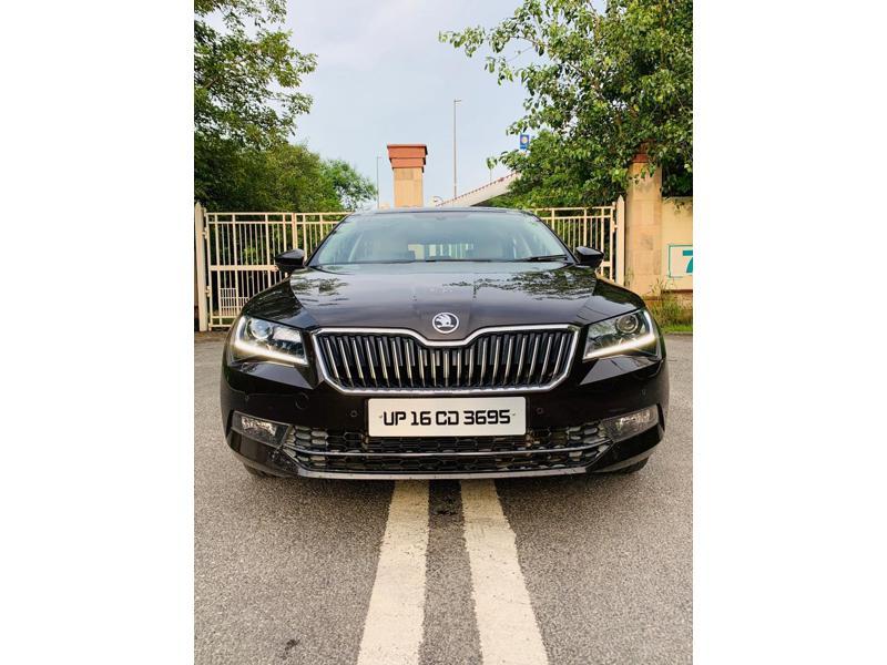 Used 2019 Skoda Superb Car In New Delhi