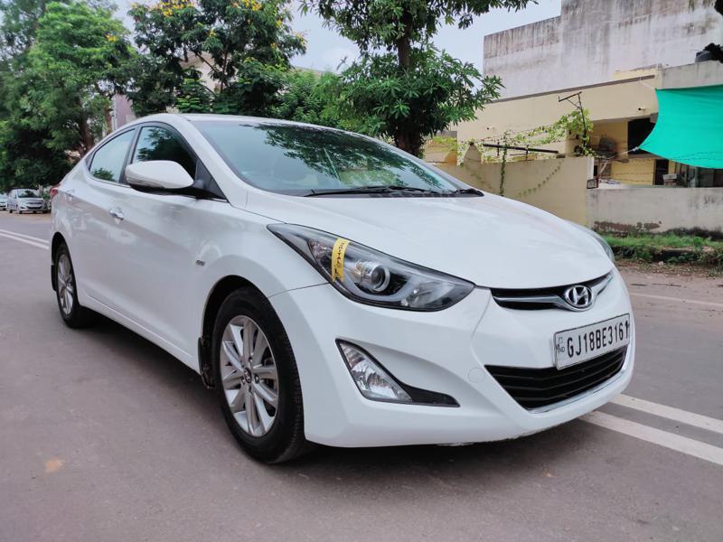 Used 2015 Hyundai Neo Fluidic Elantra Car In Ahmedabad