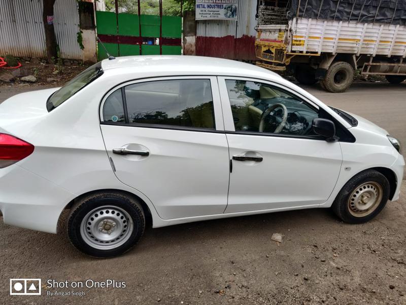 Used 2016 Honda Amaze Car In Pune